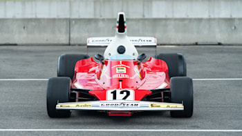 Niki Lauda championship Formula One car is headed to auction