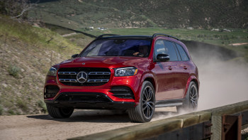 2020 Mercedes Benz Gls Class First Drive Review What S New