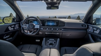 2020 Mercedes-Benz GLS-Class First Drive Review | What's new