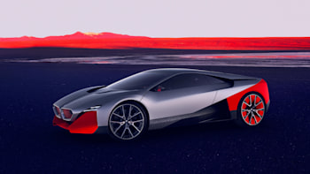 Bmw Vision M Next Concept Revealed To Preview The Future Of Bmw M