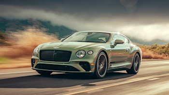 2020 Bentley Continental GT V8 Coupe and Convertible review