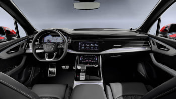 2020 Audi Q7 Gets A Big Update New Styling And New Engines Autoblog