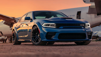 2020 Dodge Charger Hellcat Widebody To Race At Pikes Peak