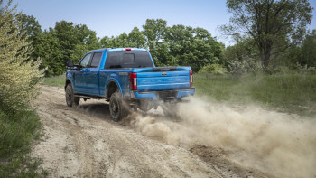 2020 Ford F Series Super Duty Gets A Tremor Offroad Package