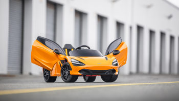 McLaren launches 720S 'Ride-on
