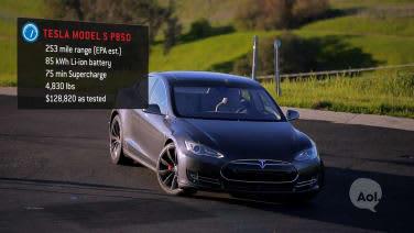 Tesla P85 D Translogic