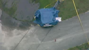 Florida driving instructor crash at Disney