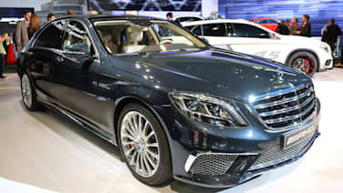 2015 mercedes benz s65 amg is a business class rocket wvideo