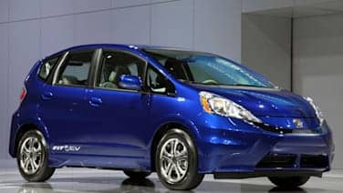 Honda Fit Electric News and Information  Autoblog