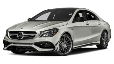 2019 Mercedes-Benz AMG CLA 45