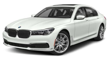 2019 BMW 740