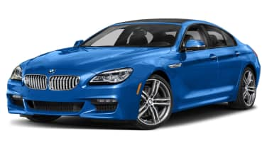 2019 BMW 650 Gran Coupe