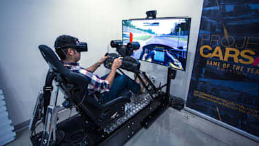 Project Cars Vr >> Hands On With Project Cars In Vr On The Oculus Rift Autoblog