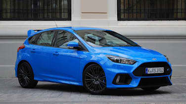 Ford Performance Confirms Power Upgrades For The Ford Focus Rs