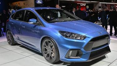 2016 Ford Focus Rs Leaps To 62 In 4 7 Seconds Starts At 36 605