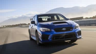 Wrx Sti 0 60 >> 2019 Subaru Wrx Sti Reported To Get More Horsepower Autoblog