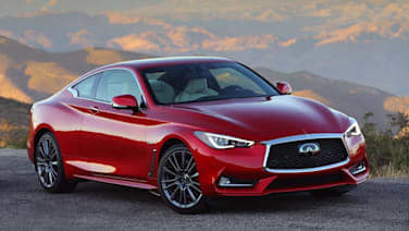 2018 Infiniti Q60 Red Sport Review Luxury Coupe Driving Impressions Autoblog