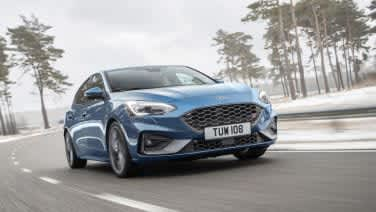 Ford Focus St 0 60 >> Ford Focus St Details On More Powerful New Model The U S