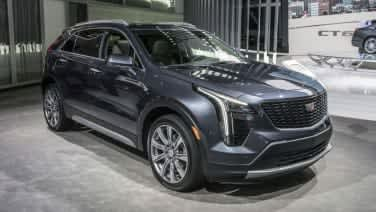 2019 Cadillac XT5: Expectations, Specs, Price >> 2019 Cadillac Xt4 Crossover Will Battle Lincoln Mkc After Nyc Debut
