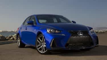 2019 Lexus IS 350 AWD review | Autoblog