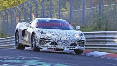 Mid-engine Corvette electrical issue reportedly delays car 6