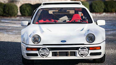 Unicorns Like This Ford Rs200 Do Exist At Least On Ebay Autoblog