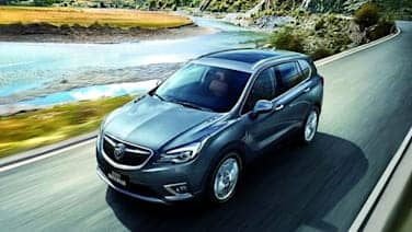 2019 Buick Envision Is Refreshed With New Styling Features