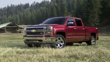 GM recalls 3,300 pickups and SUVs for new ignition-switch
