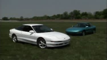 Motorweek Ford Probe motorweek finds nice things to say about the 1993 ford probe  at mifinder.co