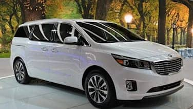 2015 Sedona shows Kia hasn't given up on minivans   Autoblog