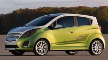 Tech Performance Chevy Spark Ev Personalized Cruze Sel Headed To Sema Autoblog