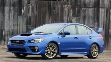 Wrx Sti 0 60 >> 2015 Subaru Wrx Sti Autoblog