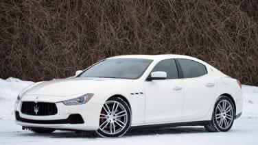 2014 Maserati Ghibli S Q4 W Video Autoblog