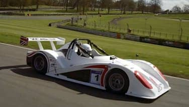 Radical's SR1 Cup makes climbing the motorsports ladder a bit more