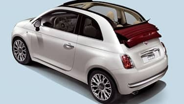 Fiat 500 Convertible revealed! | Autoblog