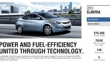 Hyundai Elantra Subject Of Class Action Lawsuit For U0027misleading 40 MPGu0027 Ads    Autoblog