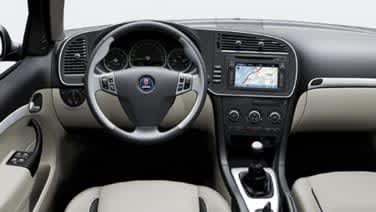 2007 saab 9 3 interior gets once over autoblog rh autoblog com