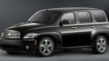 Blackout Chevy Hhr Fall Limited Edition Autoblog