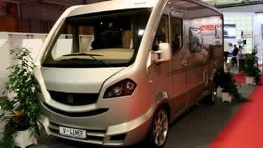 Paris Motor Show Knaus V Liner Autoblog