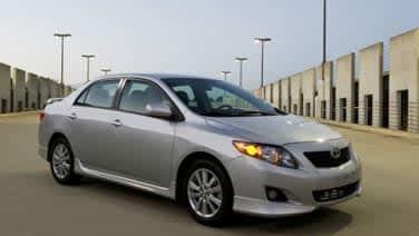 SEMA 2007: 2009 Toyota Corolla debuts! | Autoblog