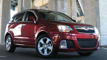 Review 2008 Saturn Vue Red Line