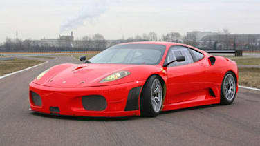 ferrari f430 gt2 ready to take on all challengers in 2008 - autoblog