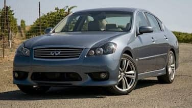 Driven Infiniti gives M35 more firepower for 2009  Autoblog