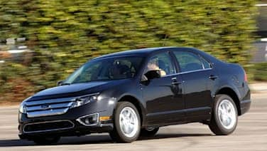 First Drive: 2010 Ford Fusion Sport/SEL | Autoblog