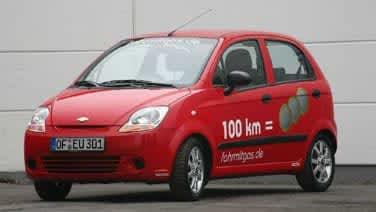 Autogas Chevrolet Matiz Concept Lpg For The Masses Autoblog
