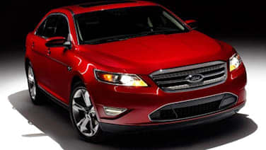 Officially Official: 2010 Ford Taurus SHO! | Autoblog