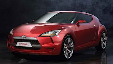 More details emerge about Hyundai's Veloster-like Tiburon