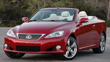 First Drive: 2010 Lexus IS250 C and IS350 C prove that going topless