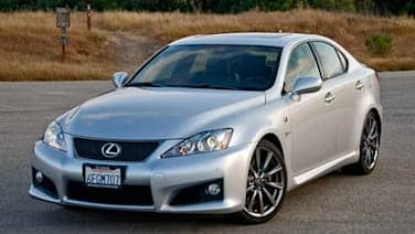 Review: 2009 Lexus IS F pursues perfection, might need more