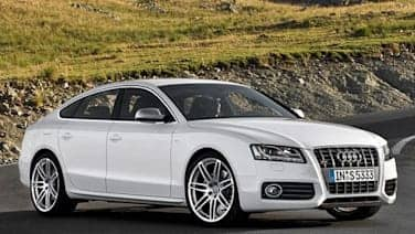 a59f1dad Frankfurt 2009: Audi S5 Sportback unveiled. No, you can't have this one,  either. - Autoblog
